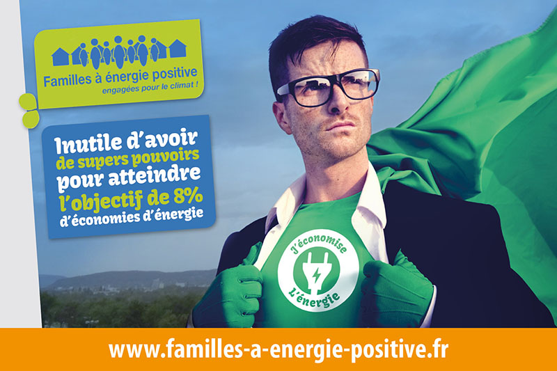 Defi famille energie positive